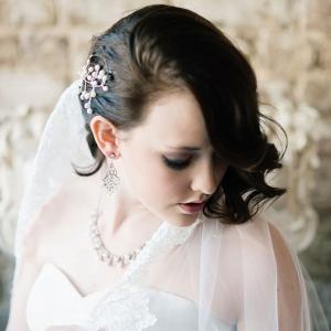 Winter Wedding Bridal Fashion Perfection Ali McLaughlin Photography