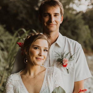 Nicole and Grayson Encanta La Vida Costa Rica intimate wedding
