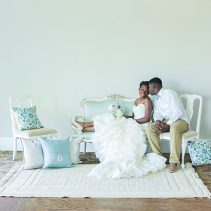 Adorably Sweet Robin's Egg Blue Classic Wedding Inspiration