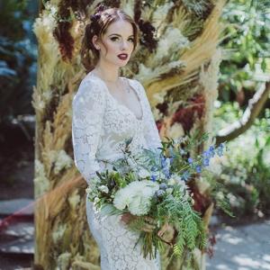 Velaslavasay Panorama Vintage Wedding Amber Gress Photography