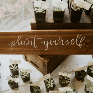 Plant yourself