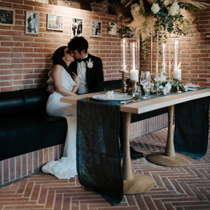 Elegant and moody elopement inspiration in Florence