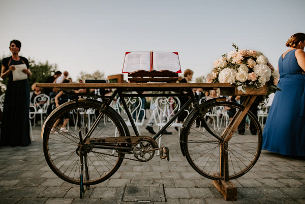 Officiant table
