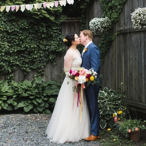 Dreamy Cambridge Harvard Wedding In Bold Spring Colors Ashley Caroline Photography