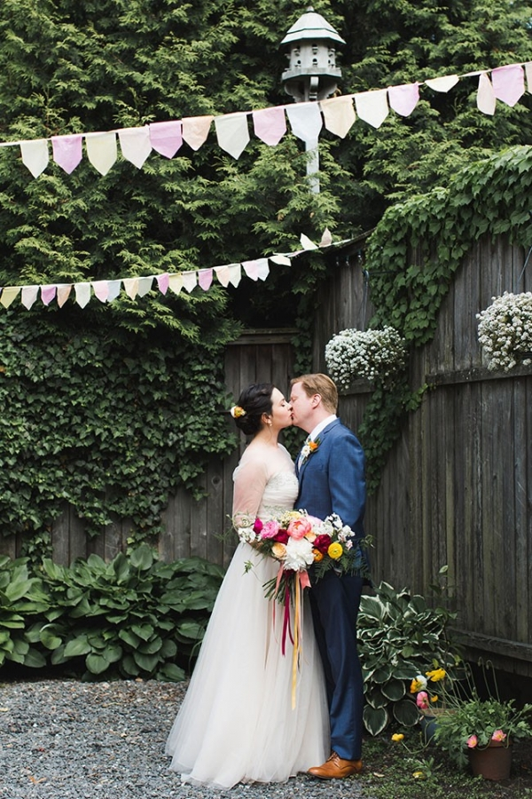 Dreamy Cambridge Harvard Wedding In Bold Spring Colors Ashley Caroline Photography