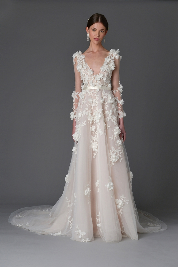 Marchesa Wedding Dress Spring Summer 2017 Collection