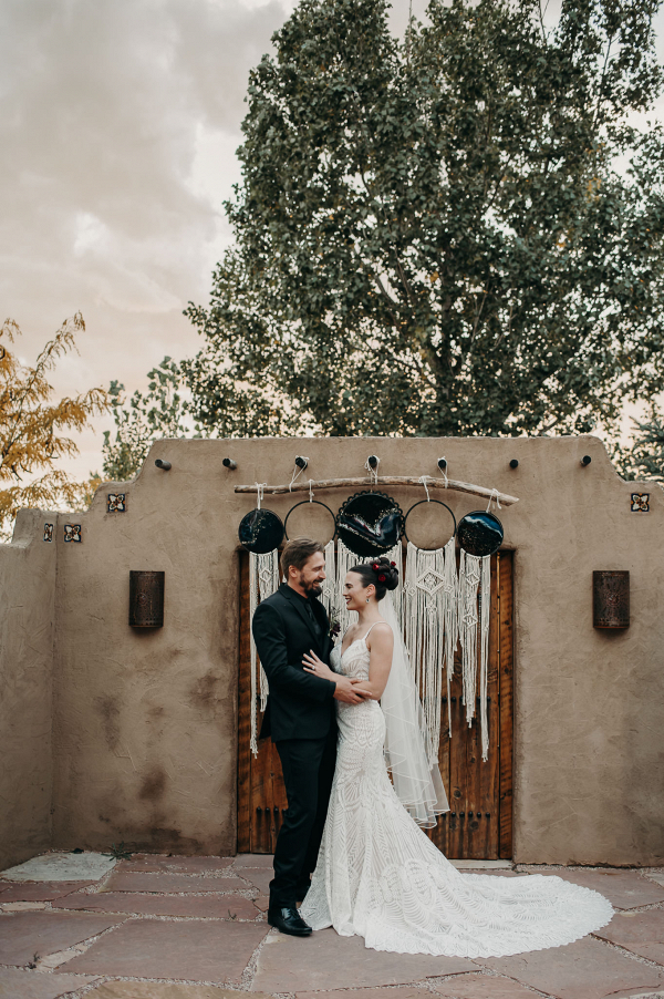 Moody Southwestern Elopement in Colorado