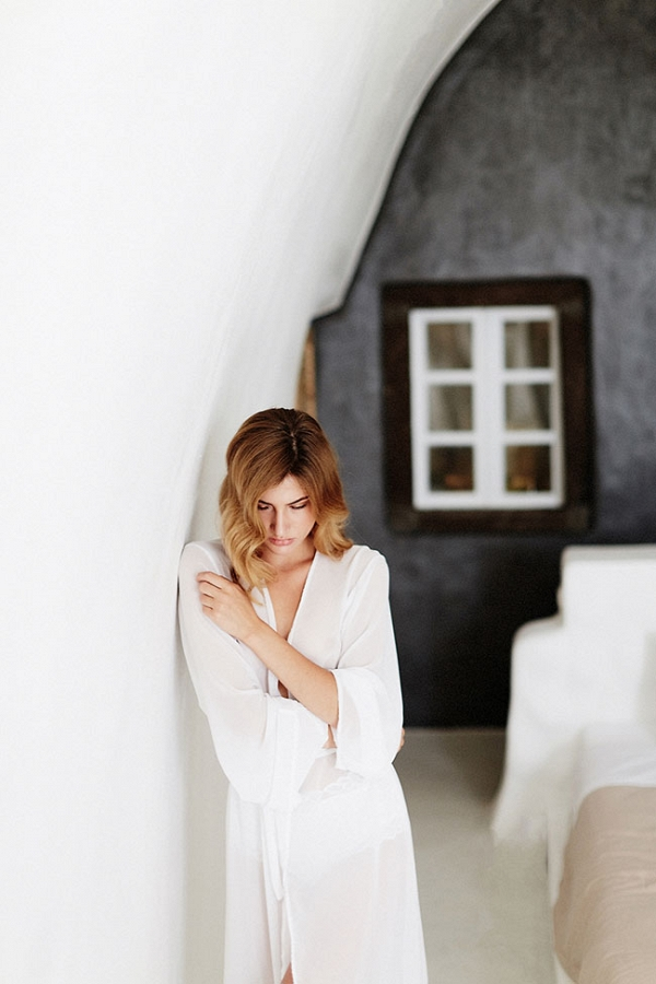 Sophia Suites Santorini Greece Boudoir SOTIRIST SAKANIKAS Photography