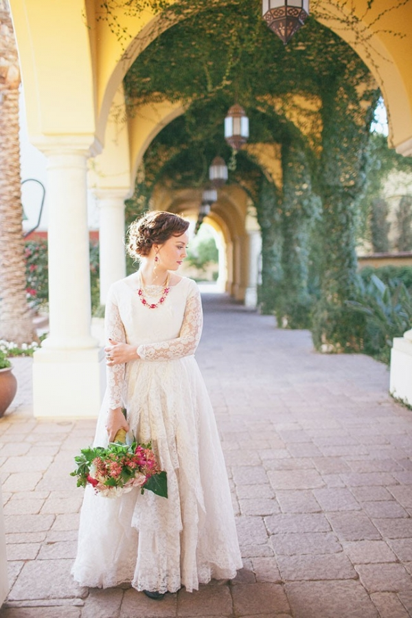 Southwest Wedding At Omni Scottsdale Resort April Maura Photography