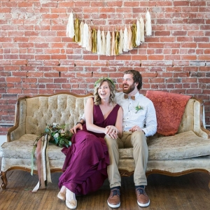 Loft Wedding Pomona California Loft on 2nd Peterson Design Photography