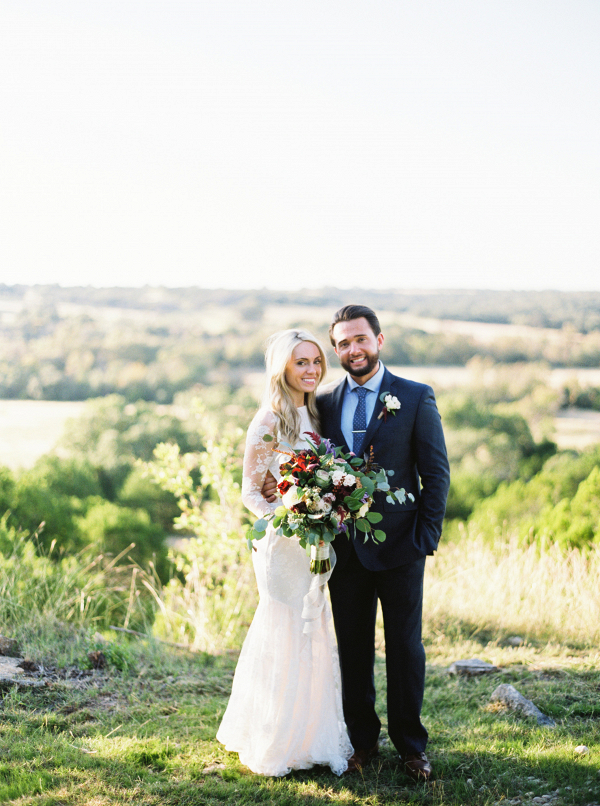 Texas Hill Country Wedding Anne Brookshire Photography