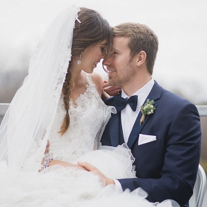 Dreamy Outdoor Bridal Portrait At Arlington Hotel Wendy Alana Photography