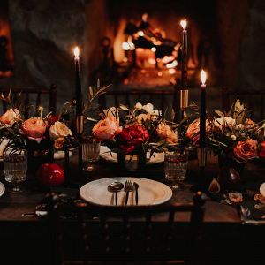 Moody Wedding Ideas