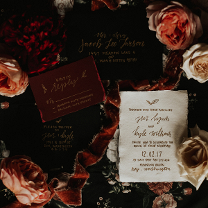 Romantic Wedding Inspiration at Mystical Washington Manor Sarah Thompson