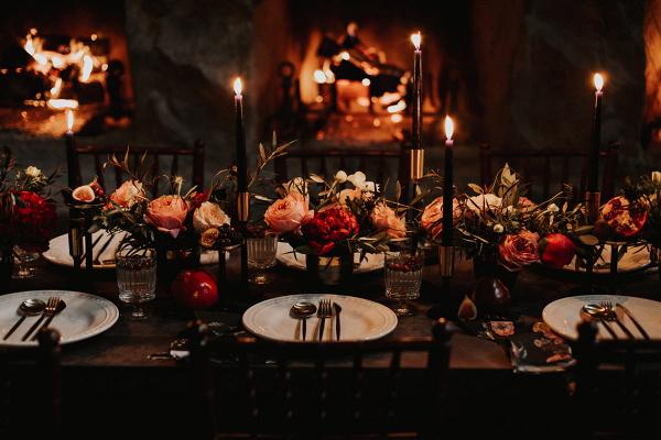 Moody Wedding Ideas