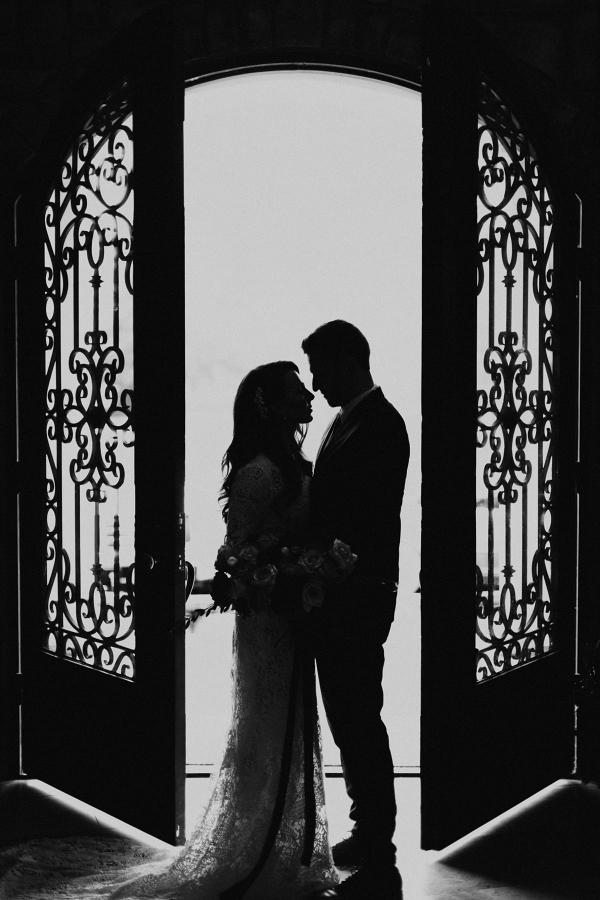 Romantic Wedding Inspiration at Mystical Washington Manor Sarah