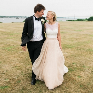 Chic Newport Wedding Eileen Meny Photography