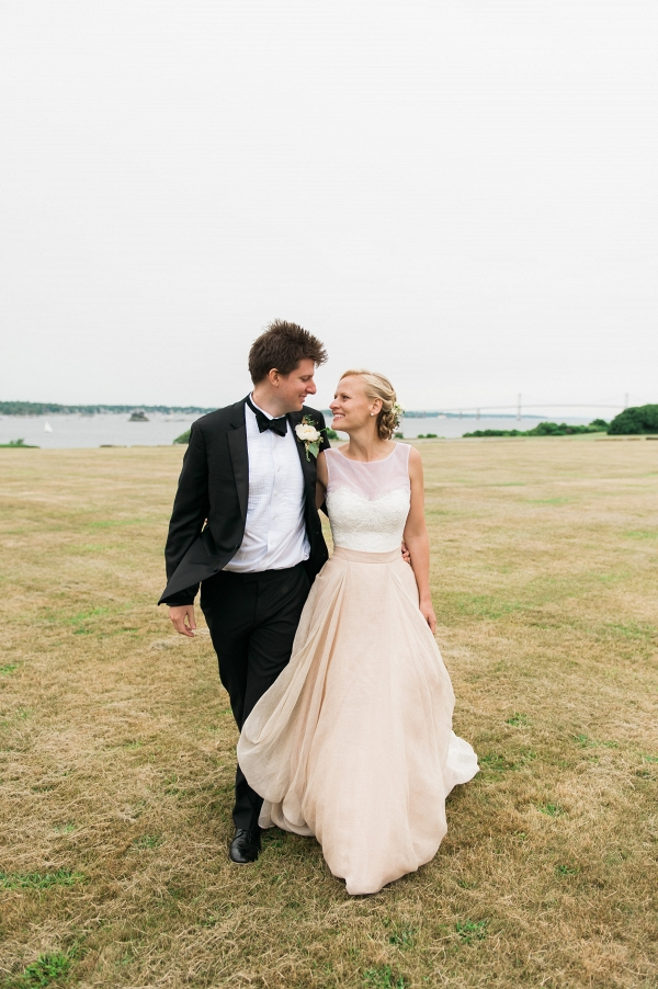 Chic Newport Wedding Eileen Meny Photography