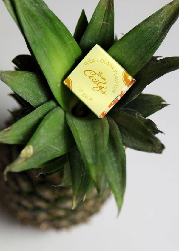 Sweet Cecilys Pina Colada Lipbalm Pineapple