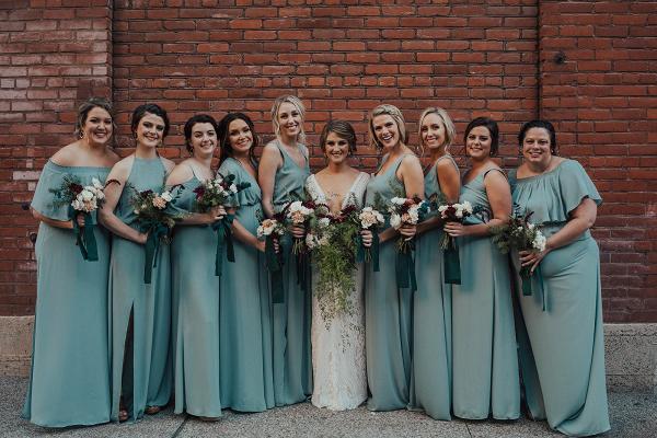 Blue-Bridesmaids-Dresses-1
