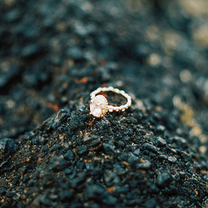 Elegant and Classic Engagement Ring Sarah Nichole Photography