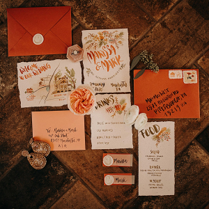 Wedding invitations and greetings