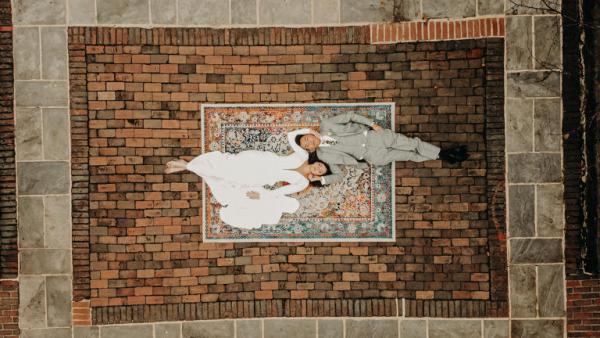 Whimsical bohemian wedding inspiration in Pennsylvania