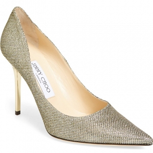 'Abel' pointy-toe pump from Jimmy Choo