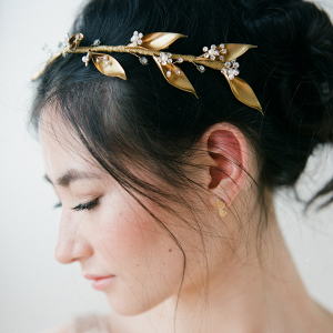 Allee Bridal Hair Accessory