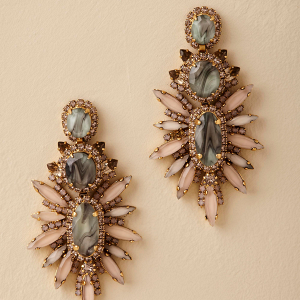 'Amarie' Chandelier Earrings