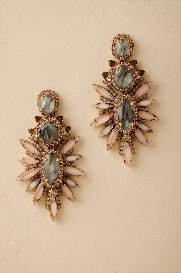 'Amarie' Chandelier Earrings
