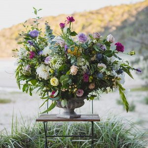 Dramatic centerpiece