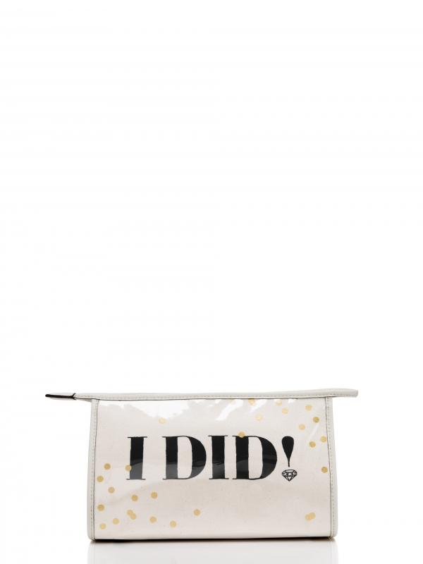 Bridal cosmetics case from Kate Spade