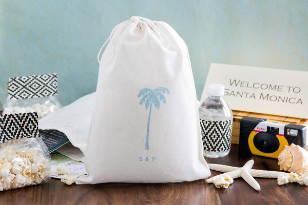 Destination Wedding Gift Bag