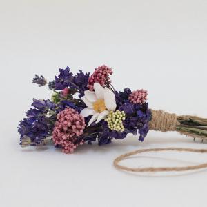 Mini Dried Flower Bouquet