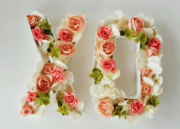 Floral XO