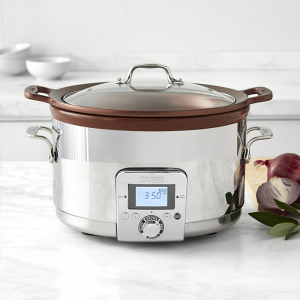 Gourmet slow cooker