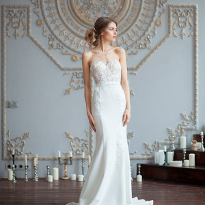 Kristin Mermaid Bridal Gown