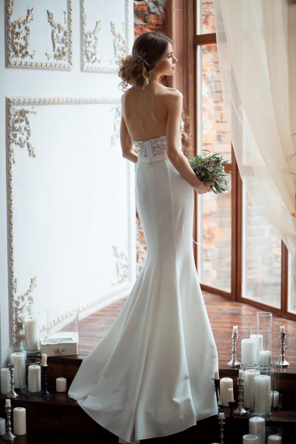 Kristin Sexy Wedding Dress