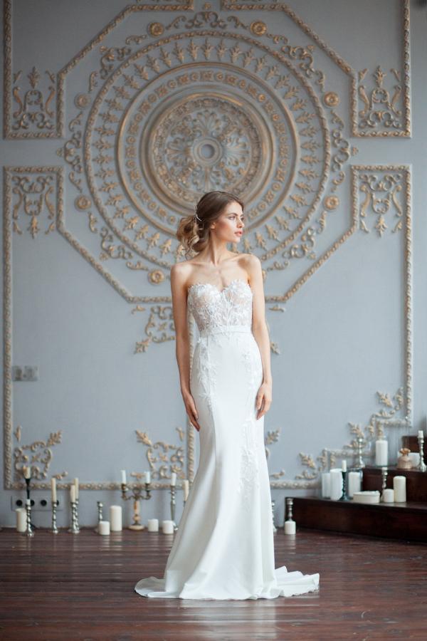 Kristin Mermaid Bridal Gown
