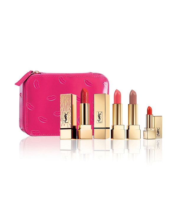 Limited-Edition Lip Color Set from Yves Saint Laurent