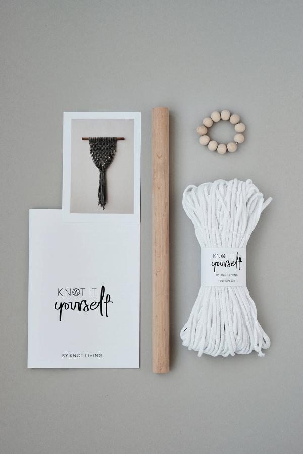 DIY Macrame Wall Hanging Kit