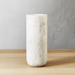 Modern marble vase