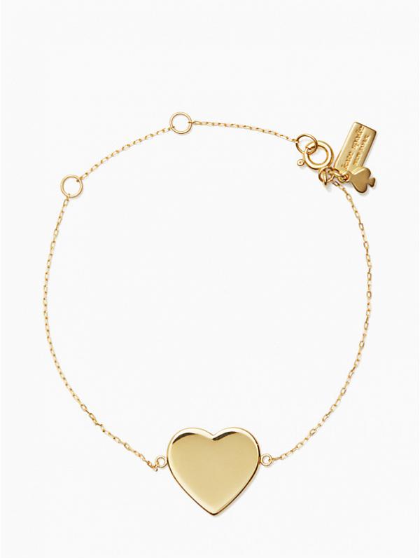 Heart Bridesmaids Bracelet