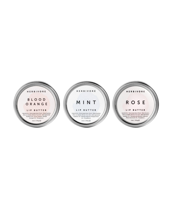 Natural lip butter set
