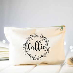 Personalized Cosmetics Bag