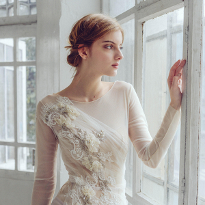 Winter Wedding Dress Bodice