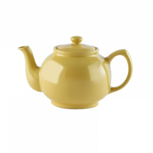 Price And Kensington Yellow Teapot