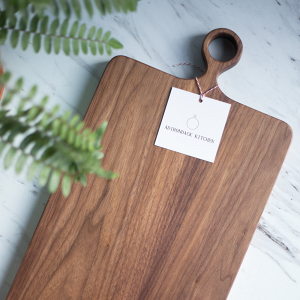 Walnut Wood Serving Board