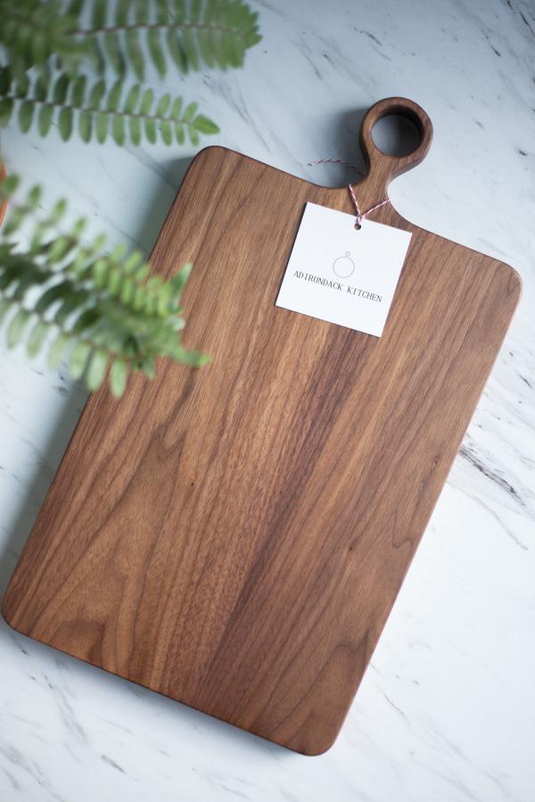 Walnut Wood Serving Board